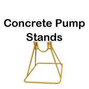 Concrete Pump Stands